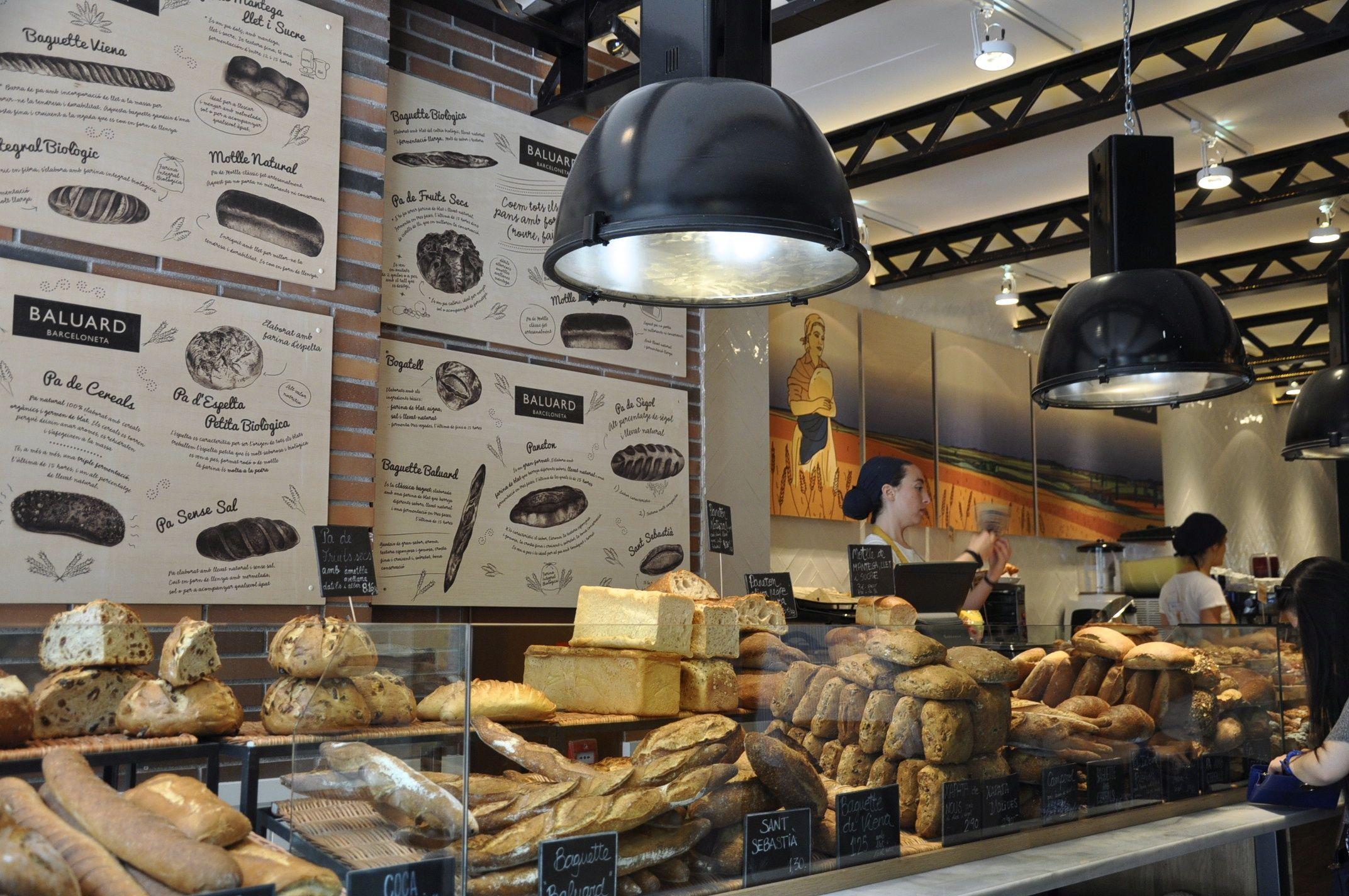 baluard praktik bakery hotel barcelona. Black Bedroom Furniture Sets. Home Design Ideas